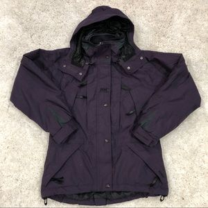 Helly Hansen ski jacket size small.